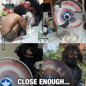 Sometimes You Just Gotta Winter Soldier on, No Matter What