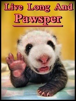Live long and PAWsper