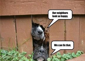 Hi, Neighbor!