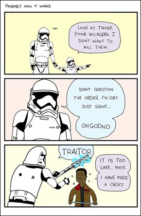Finn, Nnnnooo!
