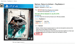 When the Selling Point's Batman, Because Batman