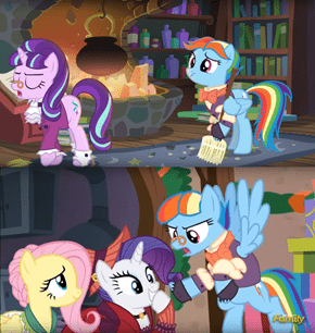 Use Your Impersonation Skills to Better Equestria