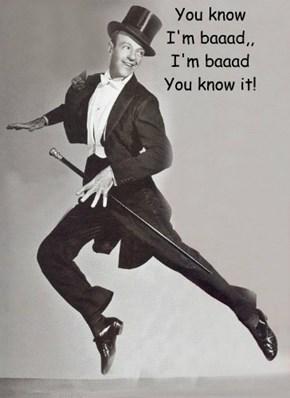Everybody dance now!
