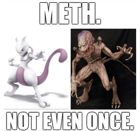 Mewtwo Fell Upon Hard Times, Hard Times Indeed