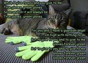 True Green Gloves