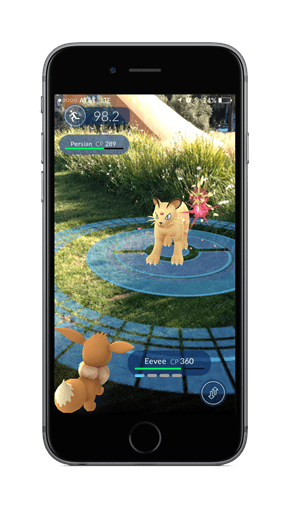 The Freshest Batch of Pokémon GO Gameplay Images Have Arrived, and Hype Levels Just Blew Through the Roof