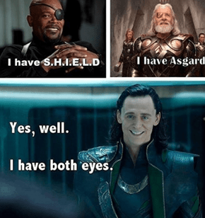 Loki Don't Give a Flying F**k