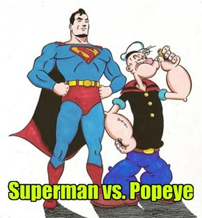 Who will win the fight of the century?