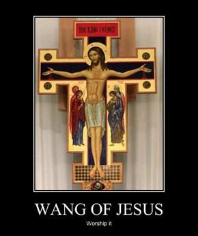 WANG OF JESUS