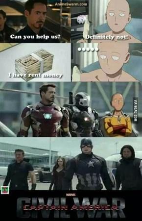Team Cap Be Like, Fuuu*k