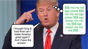 $$$ Trump $$$