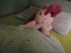 Somepony Stole My Bed