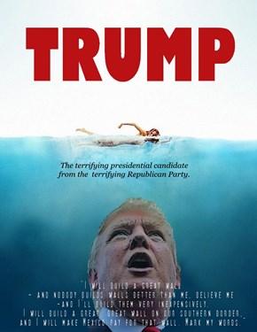 Terrifying Trump