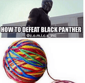 Unraveling the Key to Defeating Black Panther
