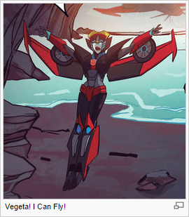 Yes Windblade, Yes You Can