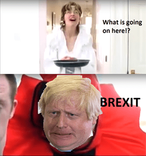 The current state of the UK