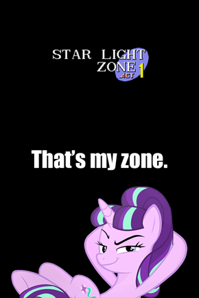 Star Light (Glimmer) Zone