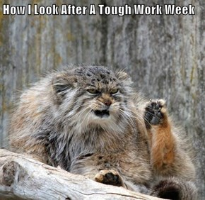 How I Look After A Tough Work Week