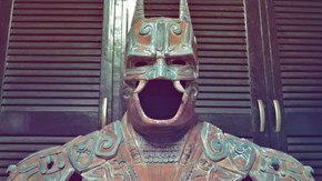 Apparently the Mayans Also Predicted Batman