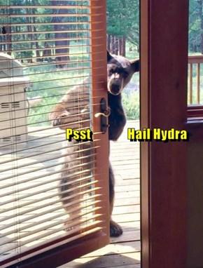 Psst               Hail Hydra