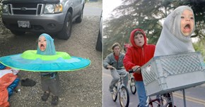A Little Boy Stuck in a Raft Was Transformed Into Everything Right With the Internet