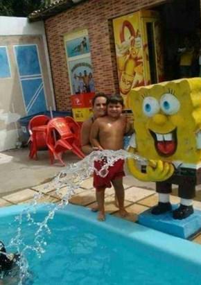 Spongebob May Be a Bit Too Ready