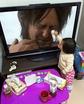 There, There, Norman Reedus