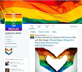 Hacker Trolls ISIS Supporters by Making Their Twitter Accounts as Gay as Possible