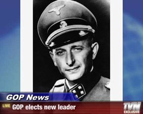 GOP News - GOP elects new leader