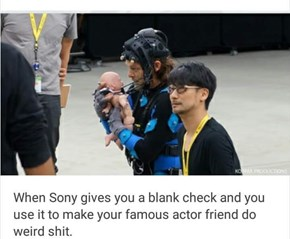 Sony Has No Chill