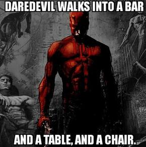 Aw Poor Daredevil