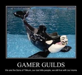 GAMER GUILDS