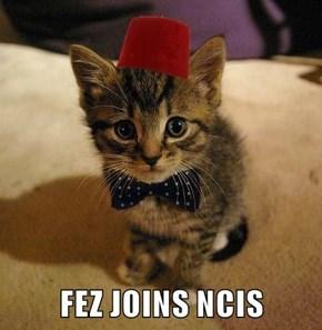 FEZ JOINS NCIS