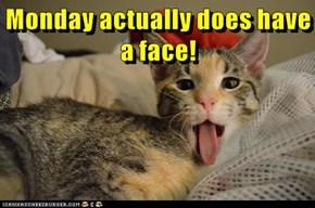 Monday face!