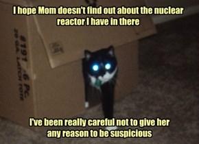 Mom Meltdown Imminent