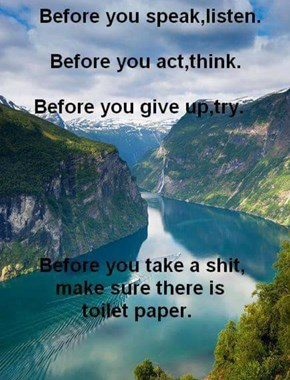 Let These Wise Words Keep You Motivated