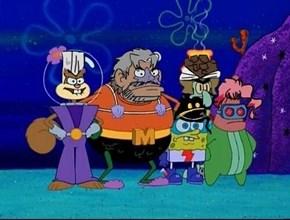 Spongebob's Bizarre Adventure