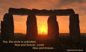A Blessed Solstice Upon Us - Summer, 2016