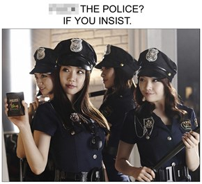 Special Police?