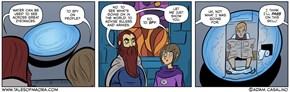 Good Wizard, Bad Teacher