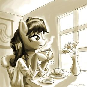 Morning Octavia