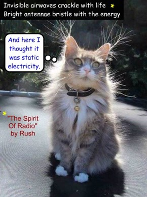"""""""The Spirit Of Radio"""" by Rush"""