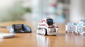 This Cute Little Robot Companion's the Real Life Version of WALL-E
