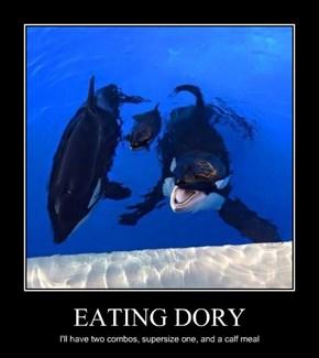 EATING DORY