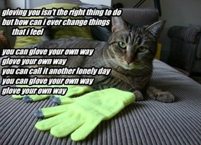 Glove Your Own Way