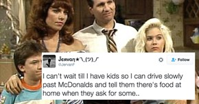 Twitter Shared All the Hilarious Reasons They Want Kids, and Society May Never Change