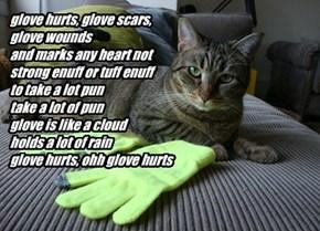 Glove Hurts