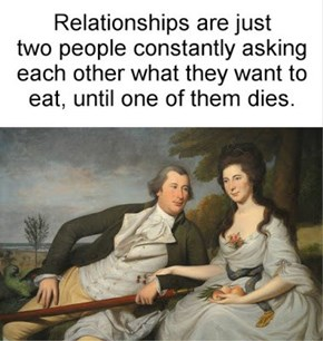 Siri, What's a Relationship?