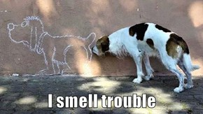 I smell trouble