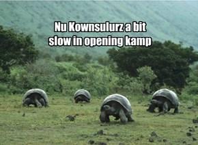 Kuppykakes slow opening